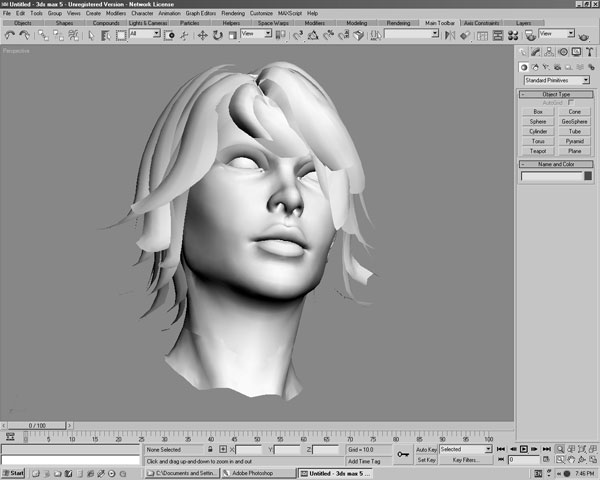 Female Reference Images For 3d Modeling