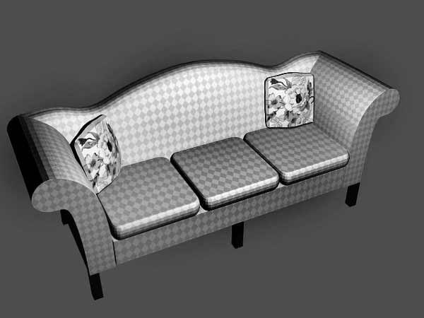 Home furniture sofa software design model 3ds 3d for Furniture 3d design