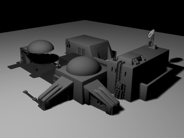 space station 3d models - photo #39
