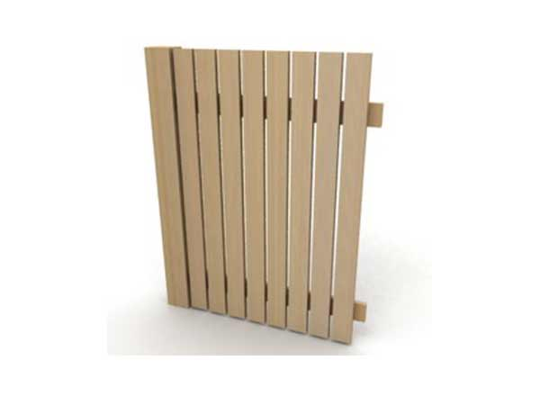 Fence 3d model 3ds 3d studio software household items for 3d fence