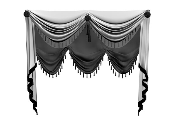 ... theater Decorative, (.3ds) 3D Studio Max software Household Items