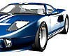 Ford GT 40 Car automobile auto vehicle