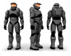 Halo Masterchief special forces officer