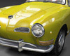 Volkswagen Karmann Ghia 1970 car, (.max) 3ds max.