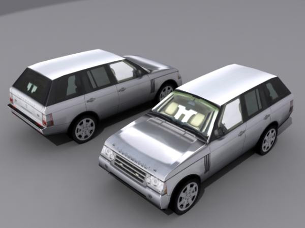 My Blog About Cars 2007 Land Rover Range Rover Hse 3ds
