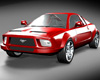 Ford Mustang V8 Concept Classic supercar