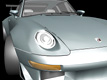 Porsche 993 GT2 automobile customer race car