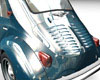 Renault 1948 French cars vans auto rear engine 4CV, (.max) 3ds max.