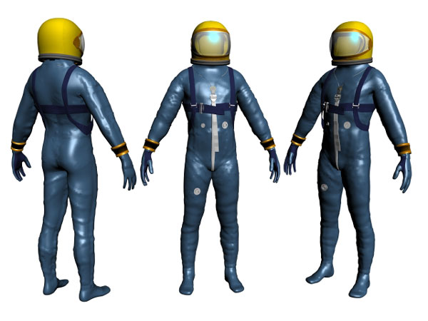 nasa space suits models - photo #28