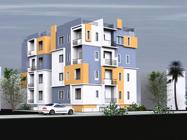 Apartment dwelling house decoration max 3ds max for The model apartment