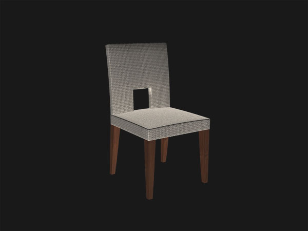 home furniture chair house furnishing 3ds 3d studio
