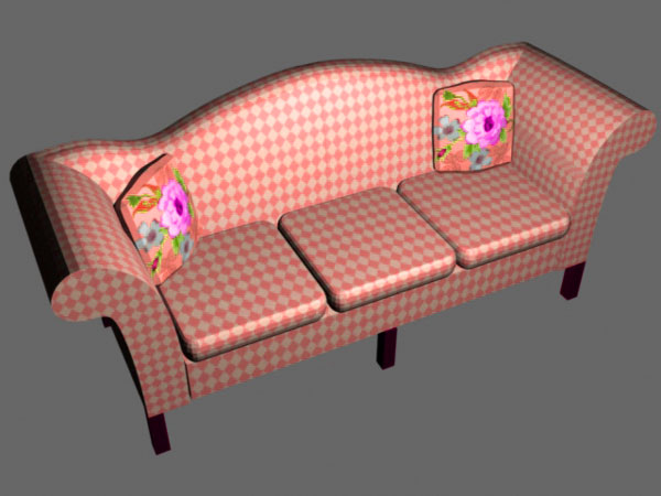 views 229  votes 29  Furniture couch furnishings sofa fittings divan  loveseat fix. Free 3D furniture models software  webpage 8 of 25  New model