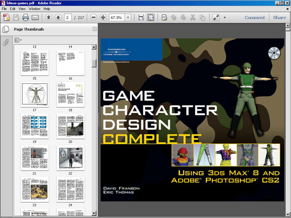 Character Design Tutorial Free : Game character design complete pdf ebook file software