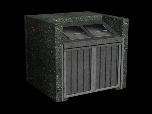 Design garbage container software downloads 3ds 3d for 3d studio max download
