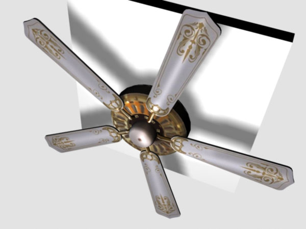 Using Ceiling Fans To Keep Cool Without AC | GreenBuildingAdvisor.com