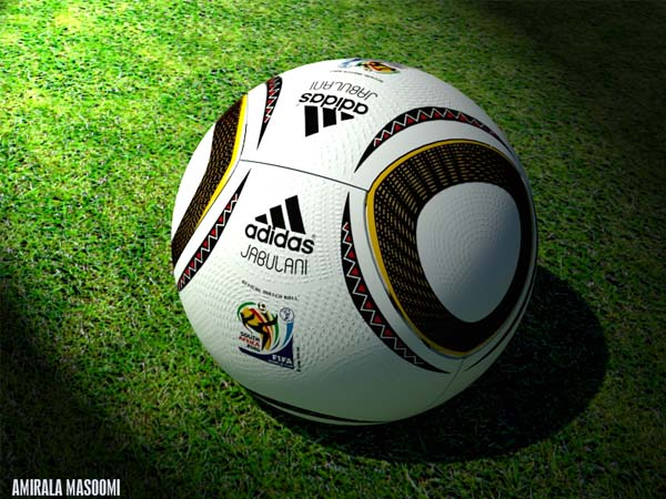 World Cup Jabulani Ball. Adidas Jabulani ball 2010 FIFA