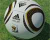 Adidas Jabulani ball 2010 FIFA World Cup