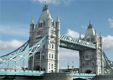 London Tower bridge England, (.3ds) 3D Studio Max, Architecture Objects