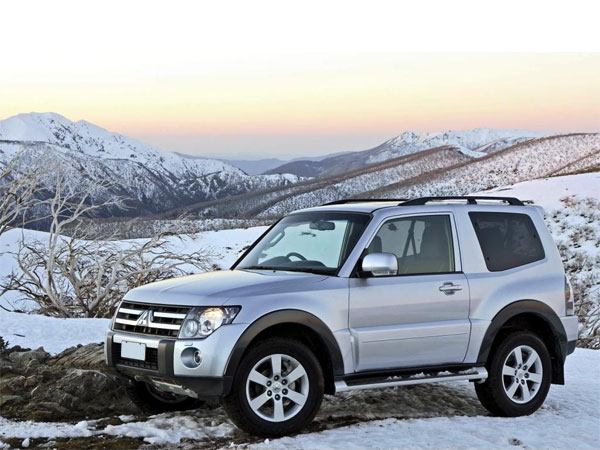 ... Pajero mini SUV, (.3ds) 3D Studio Max software Transportation Objects