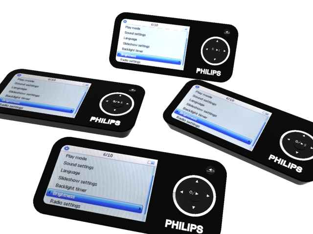 philips mp4 player mp3 portable audio video max 3ds. Black Bedroom Furniture Sets. Home Design Ideas