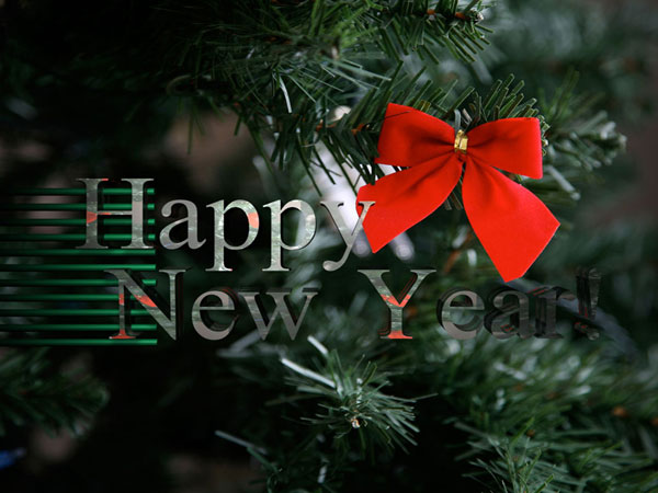free online images of happy  new year greetings