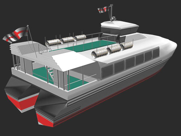 Plan Make Easy To Build Boat 3d Boat Design Software Free Download