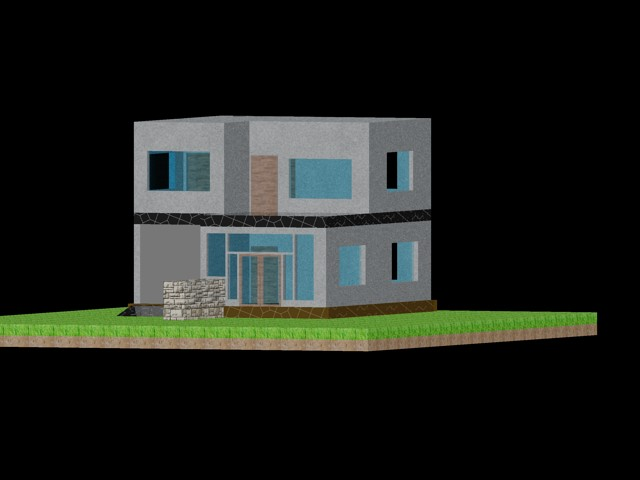 Perfect Family House Dwg Dxf Autocad Software