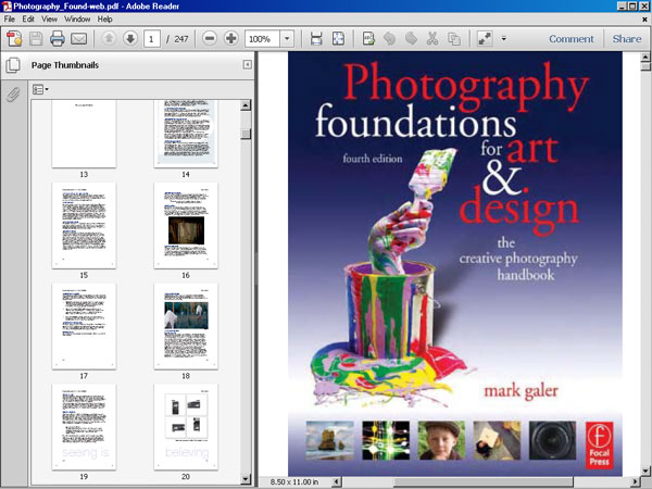 Photography For Art And Design Ebook File Software
