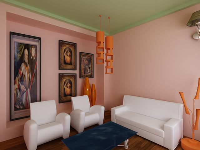 Hi I Am Manjeet Chakrvarty I Am A Interior Designer I Am Showing My New 3d