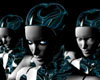 Humanoid Robot android female cyborg, (.max) 3ds max, Life Forms.