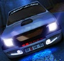 Yugo Koral In Night rider car, (.max) 3ds max