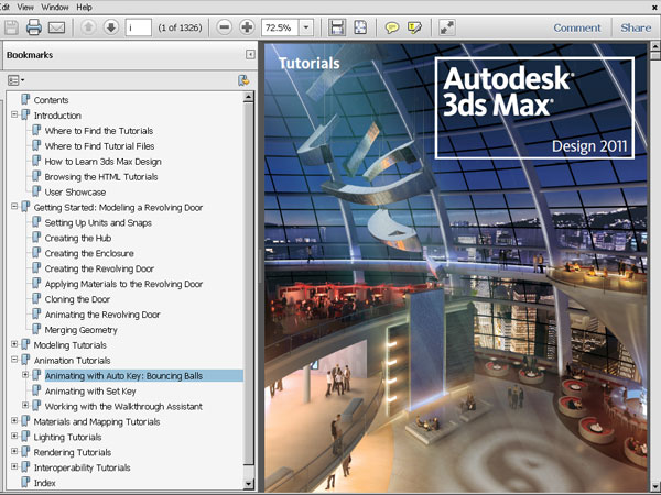 Autodesk 3ds Max 2011 Book